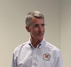 Tony Hayes of Loudoun County
